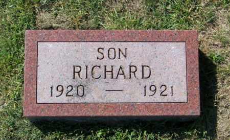 THOMPSON, RICHARD - Lincoln County, South Dakota   RICHARD THOMPSON - South Dakota Gravestone Photos