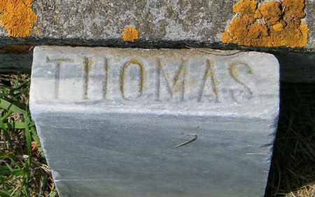 THOMPSON, THOMAS - Lincoln County, South Dakota | THOMAS THOMPSON - South Dakota Gravestone Photos