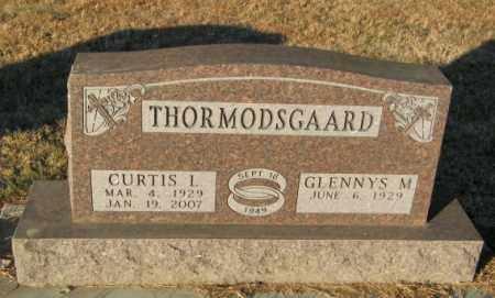 THORMODSGAARD, GLENNYS M - Lincoln County, South Dakota | GLENNYS M THORMODSGAARD - South Dakota Gravestone Photos