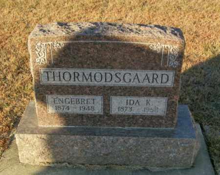 THORMODSGAARD, ENGEBRET - Lincoln County, South Dakota | ENGEBRET THORMODSGAARD - South Dakota Gravestone Photos