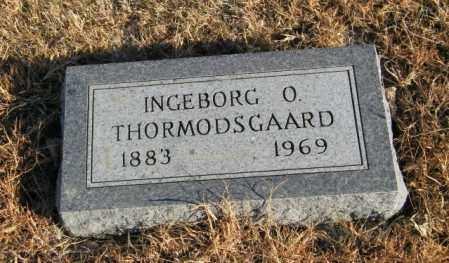 THORMODSGAARD, INGEBORG O - Lincoln County, South Dakota | INGEBORG O THORMODSGAARD - South Dakota Gravestone Photos