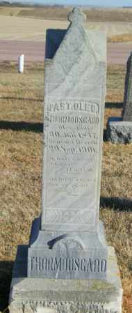 THORMODSGARD, OLE O - Lincoln County, South Dakota | OLE O THORMODSGARD - South Dakota Gravestone Photos