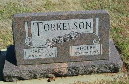 TORKELSON, CARRIE - Lincoln County, South Dakota | CARRIE TORKELSON - South Dakota Gravestone Photos