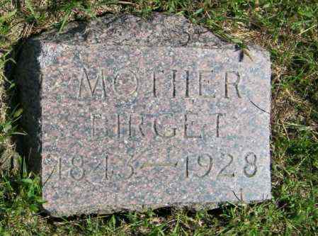 TORKELSON, BIRGET - Lincoln County, South Dakota | BIRGET TORKELSON - South Dakota Gravestone Photos