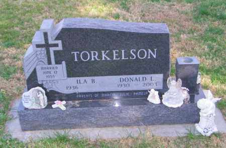 TORKELSON, DONALD L. - Lincoln County, South Dakota | DONALD L. TORKELSON - South Dakota Gravestone Photos