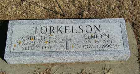 TORKELSON, ELMER N - Lincoln County, South Dakota | ELMER N TORKELSON - South Dakota Gravestone Photos