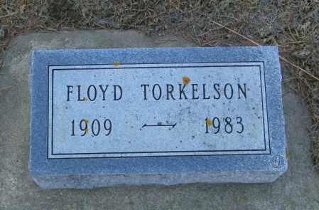 TORKELSON, FLOYD - Lincoln County, South Dakota | FLOYD TORKELSON - South Dakota Gravestone Photos