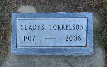 TORKELSON, GLADYS - Lincoln County, South Dakota   GLADYS TORKELSON - South Dakota Gravestone Photos