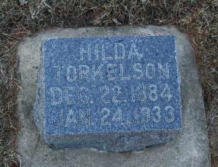 TORKELSON, HILDA - Lincoln County, South Dakota   HILDA TORKELSON - South Dakota Gravestone Photos