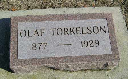 TORKELSON, OLAF - Lincoln County, South Dakota | OLAF TORKELSON - South Dakota Gravestone Photos