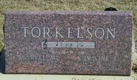 TORKELSON, MARVEL M - Lincoln County, South Dakota | MARVEL M TORKELSON - South Dakota Gravestone Photos