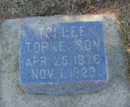 TORKELSON, TOLLEF - Lincoln County, South Dakota | TOLLEF TORKELSON - South Dakota Gravestone Photos