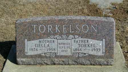 TORKELSON, DELLA - Lincoln County, South Dakota | DELLA TORKELSON - South Dakota Gravestone Photos