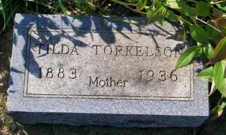 TORKELSON, TILDA - Lincoln County, South Dakota | TILDA TORKELSON - South Dakota Gravestone Photos
