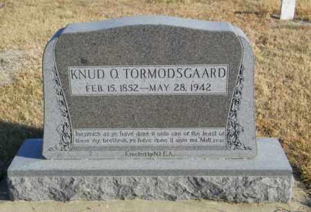 TORMODSGAARD, KNUD O - Lincoln County, South Dakota | KNUD O TORMODSGAARD - South Dakota Gravestone Photos