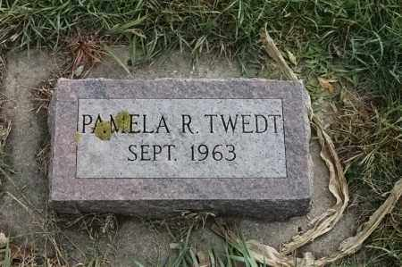 TWEDT, PAMELA R - Lincoln County, South Dakota   PAMELA R TWEDT - South Dakota Gravestone Photos