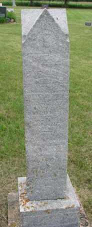 UNKNOWN, 1877 - Lincoln County, South Dakota | 1877 UNKNOWN - South Dakota Gravestone Photos
