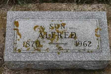 VELIN, ALFRED - Lincoln County, South Dakota | ALFRED VELIN - South Dakota Gravestone Photos