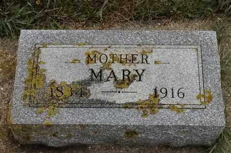 VELIN, MARY - Lincoln County, South Dakota | MARY VELIN - South Dakota Gravestone Photos