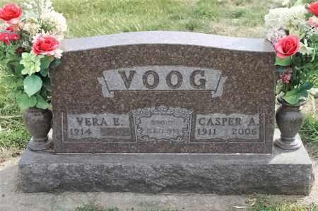 VOOG, VERA E - Lincoln County, South Dakota | VERA E VOOG - South Dakota Gravestone Photos