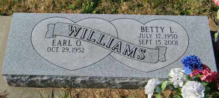 WILLIAMS, BETTY L - Lincoln County, South Dakota | BETTY L WILLIAMS - South Dakota Gravestone Photos
