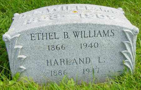 WILLIAMS, HARLAND L - Lincoln County, South Dakota | HARLAND L WILLIAMS - South Dakota Gravestone Photos