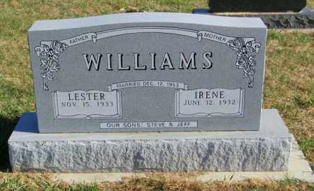 WILLIAMS, IRENE - Lincoln County, South Dakota | IRENE WILLIAMS - South Dakota Gravestone Photos