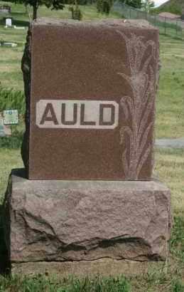 AULD, FAMILY - Lyman County, South Dakota | FAMILY AULD - South Dakota Gravestone Photos