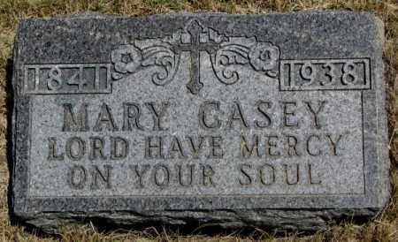 CASEY, MARY - Lyman County, South Dakota   MARY CASEY - South Dakota Gravestone Photos