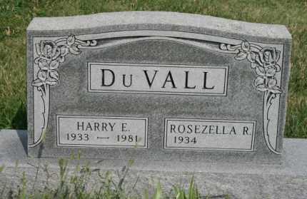 DUVALL, ROSEZELLA R - Lyman County, South Dakota | ROSEZELLA R DUVALL - South Dakota Gravestone Photos