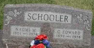SCHOOLER, NAOMI M - Lyman County, South Dakota | NAOMI M SCHOOLER - South Dakota Gravestone Photos