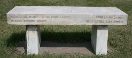 SHARPE, EMILY LOUISE - Lyman County, South Dakota | EMILY LOUISE SHARPE - South Dakota Gravestone Photos