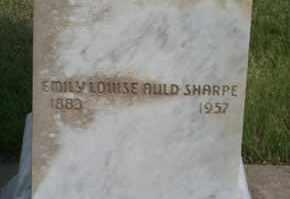 SHARPE, EMILY LOUISE - Lyman County, South Dakota   EMILY LOUISE SHARPE - South Dakota Gravestone Photos