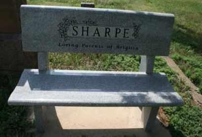 SHARPE, VELTA - Lyman County, South Dakota | VELTA SHARPE - South Dakota Gravestone Photos