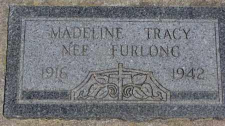TRACY, MADELINE - Lyman County, South Dakota   MADELINE TRACY - South Dakota Gravestone Photos