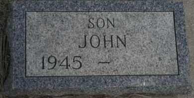 WERNER, JOHN - Lyman County, South Dakota   JOHN WERNER - South Dakota Gravestone Photos