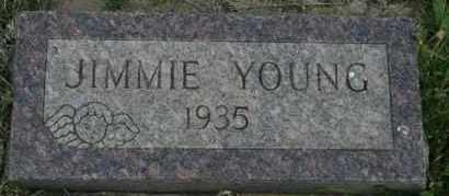 YOUNG, JIMMIE - Lyman County, South Dakota | JIMMIE YOUNG - South Dakota Gravestone Photos