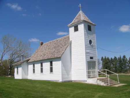 *, ST. MATTHEW'S CHURCH - Marshall County, South Dakota | ST. MATTHEW'S CHURCH * - South Dakota Gravestone Photos