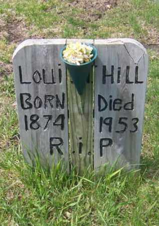 HILL, LOUIS - Marshall County, South Dakota   LOUIS HILL - South Dakota Gravestone Photos