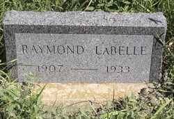 LABELLE, RAYMOND - Marshall County, South Dakota | RAYMOND LABELLE - South Dakota Gravestone Photos