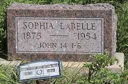 LABELLE, SOPHIA - Marshall County, South Dakota | SOPHIA LABELLE - South Dakota Gravestone Photos