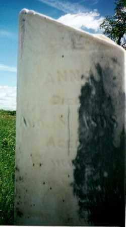 LACROIX, ANNA - Marshall County, South Dakota   ANNA LACROIX - South Dakota Gravestone Photos