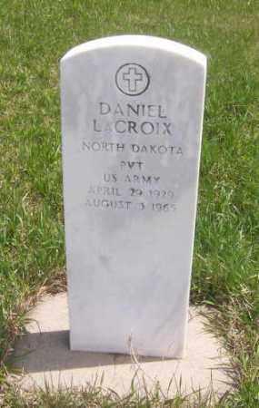 LACROIX, DANIEL - Marshall County, South Dakota | DANIEL LACROIX - South Dakota Gravestone Photos