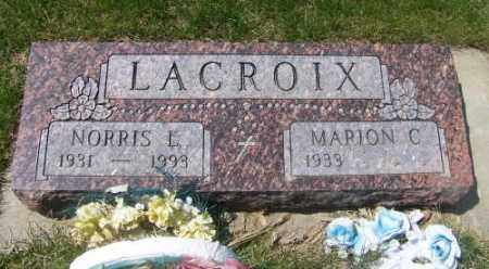 LACROIX, MARION C. - Marshall County, South Dakota | MARION C. LACROIX - South Dakota Gravestone Photos