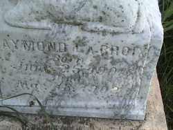 LACROIX, RAYMOND - Marshall County, South Dakota | RAYMOND LACROIX - South Dakota Gravestone Photos