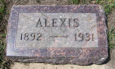 LAFROMBOISE, ALEXIS - Marshall County, South Dakota | ALEXIS LAFROMBOISE - South Dakota Gravestone Photos
