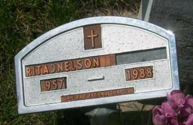 NELSON, RITA D. - Marshall County, South Dakota | RITA D. NELSON - South Dakota Gravestone Photos