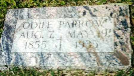 PARROW, ODILE - Marshall County, South Dakota | ODILE PARROW - South Dakota Gravestone Photos