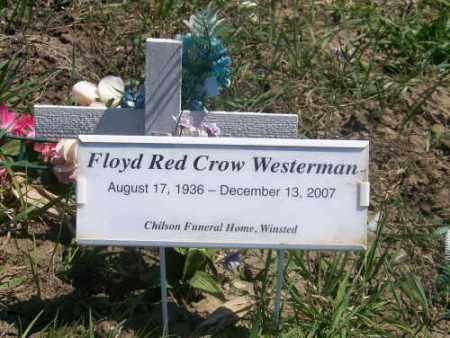WESTERMAN, FLOYD RED CROW - Marshall County, South Dakota | FLOYD RED CROW WESTERMAN - South Dakota Gravestone Photos