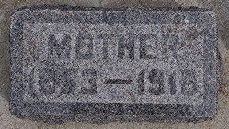AHERN, ELLEN B - McCook County, South Dakota | ELLEN B AHERN - South Dakota Gravestone Photos